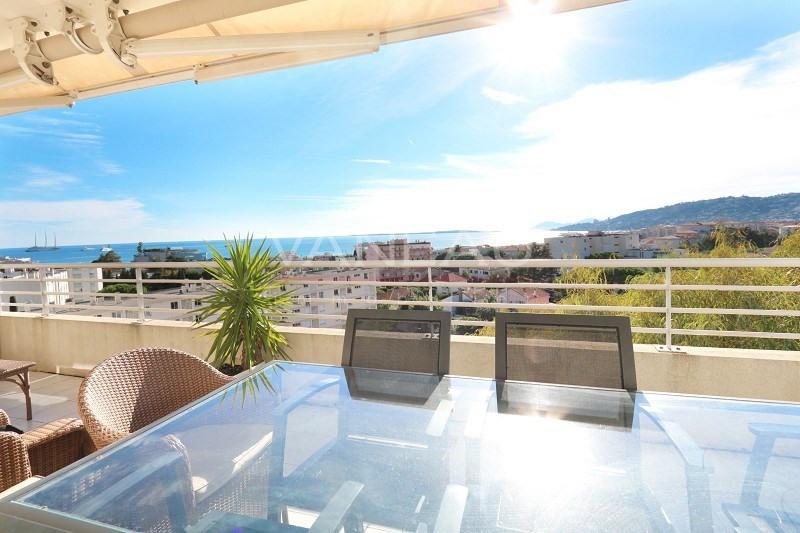 Vente de prestige appartement Juan-les-pins 689000€ - Photo 17