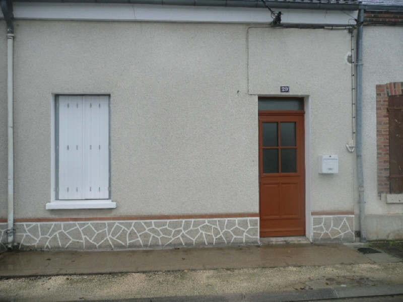 Rental house / villa Aubigny sur nere 520€ CC - Picture 2
