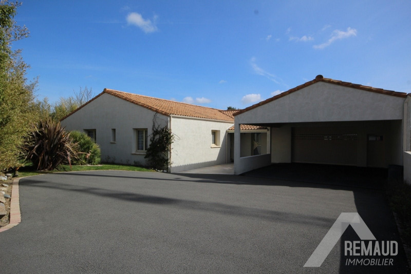 Vente maison / villa Aizenay 380000€ - Photo 1