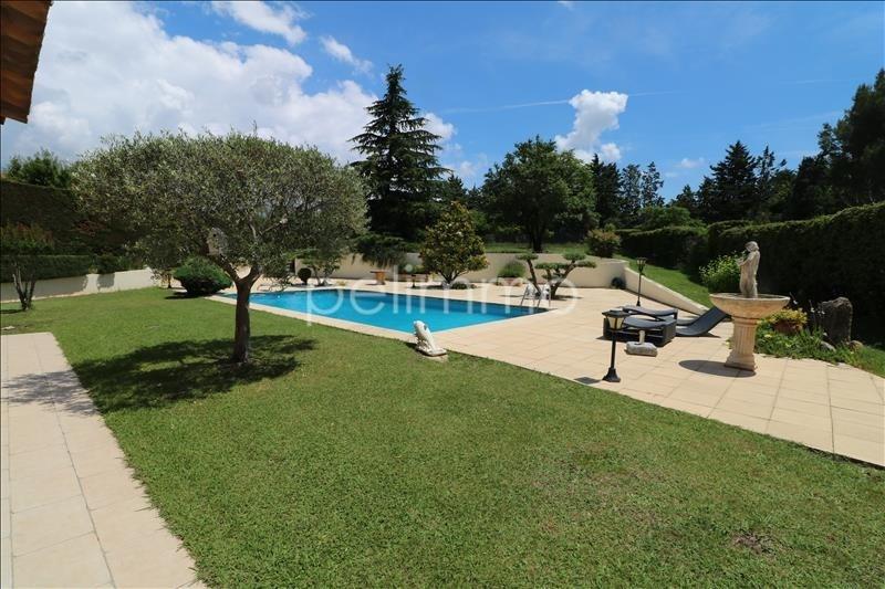 Vente de prestige maison / villa Cornillon confoux 599000€ - Photo 2