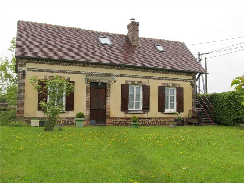 Vente maison / villa Conches en ouche 97 000€ - Photo 1