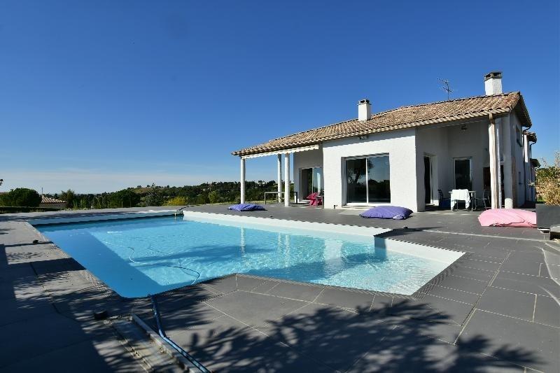 Deluxe sale house / villa Vieille toulouse 845000€ - Picture 1