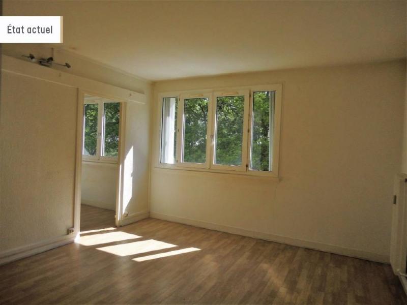 Sale apartment Saint-germain-les-arpajon 99000€ - Picture 2