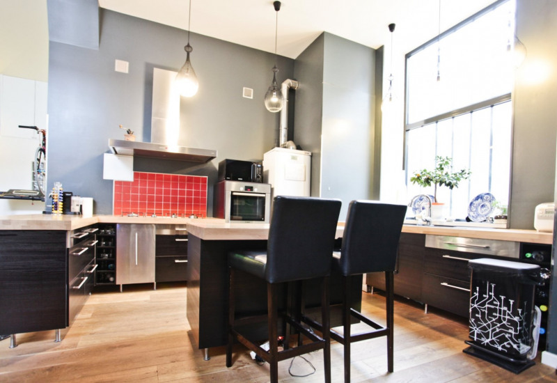 Vente de prestige loft/atelier/surface Choisy-le-roi 565 000€ - Photo 5