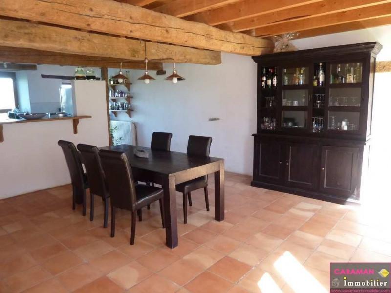 Sale house / villa Caraman 239000€ - Picture 2