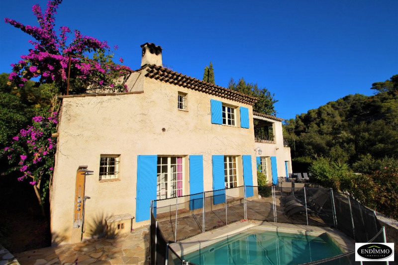 Deluxe sale house / villa La colle sur loup 1 049 000€ - Picture 3