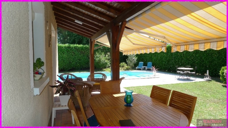 Deluxe sale house / villa Escalquens 460 000€ - Picture 2
