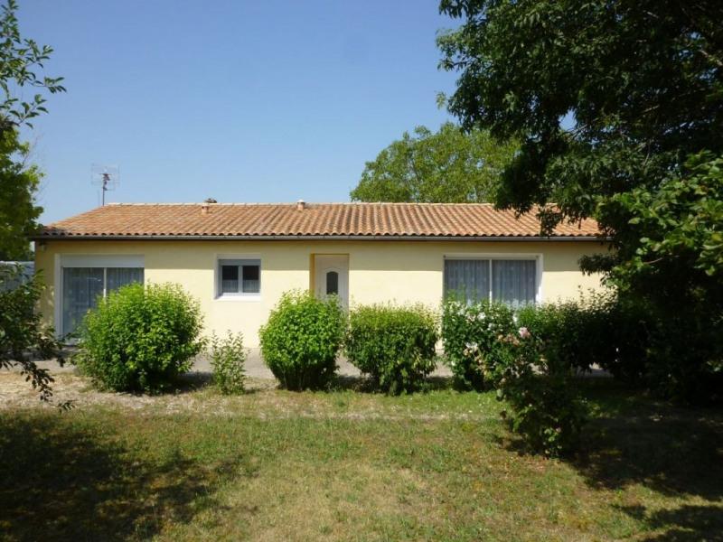 Venta  casa Gensac la pallue 148000€ - Fotografía 1