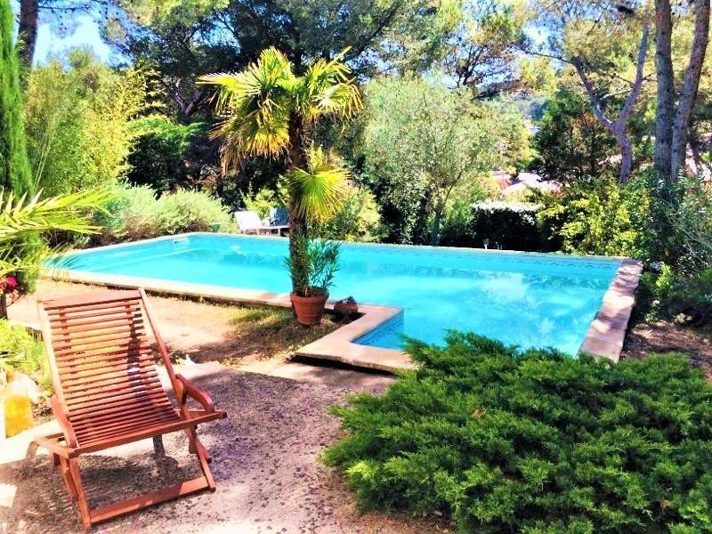 Vente maison / villa Ventabren 725000€ - Photo 2