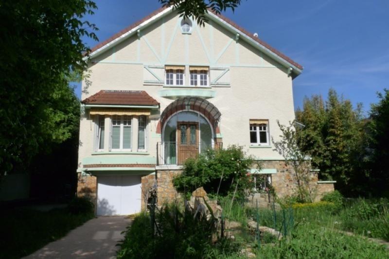 Sale house / villa Villennes sur seine 970000€ - Picture 1