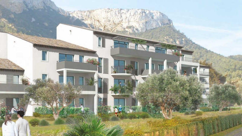 Venta  apartamento Le revest les eaux 240500€ - Fotografía 1