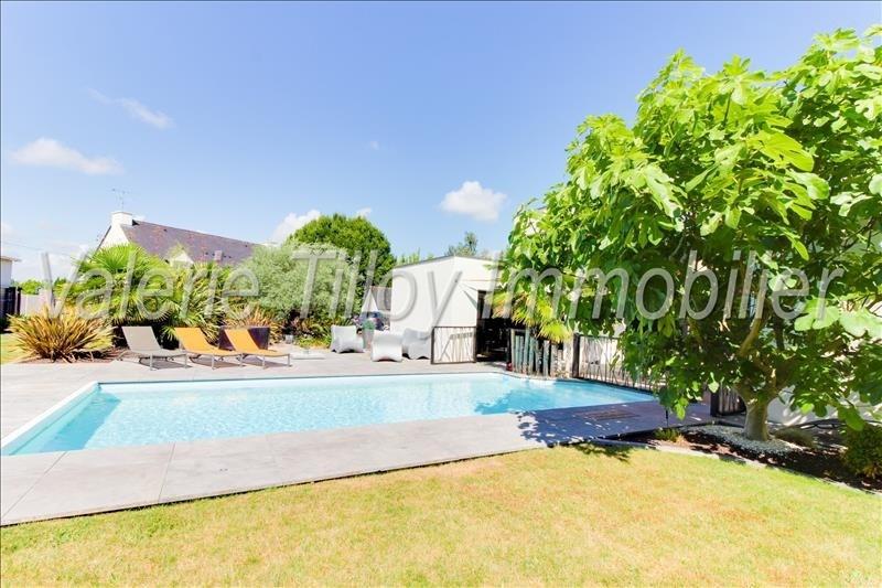 Verkauf von luxusobjekt haus Bruz 799900€ - Fotografie 4