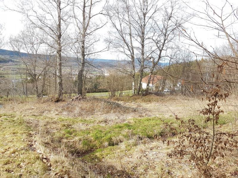 Vente terrain Anould 29700€ - Photo 2