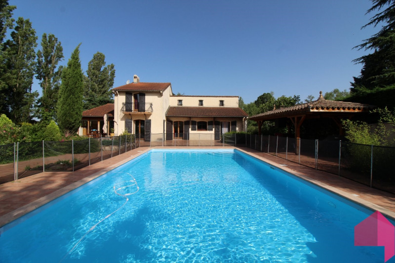 Vente de prestige maison / villa Quint fonsegrives 722000€ - Photo 1