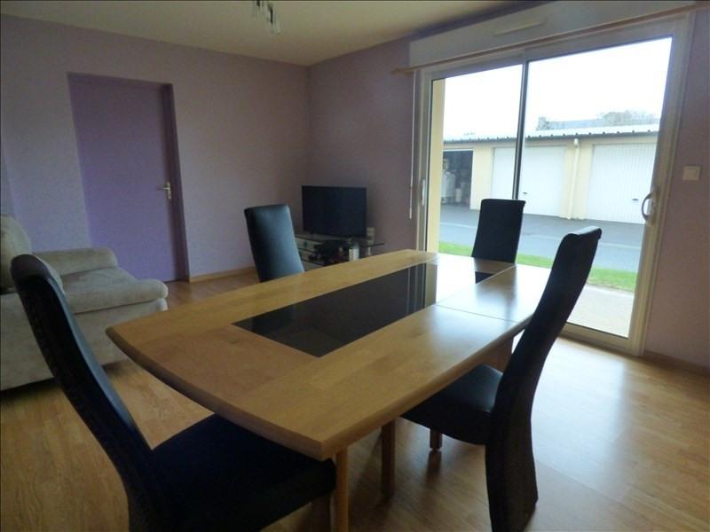 Rental apartment Begard 470€ CC - Picture 1