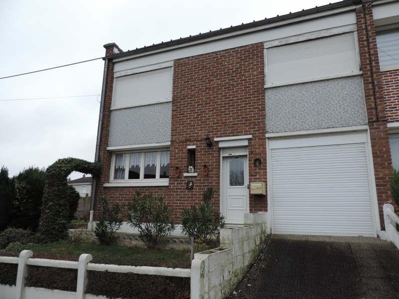 Verkoop  huis Anzin st aubin 127000€ - Foto 1