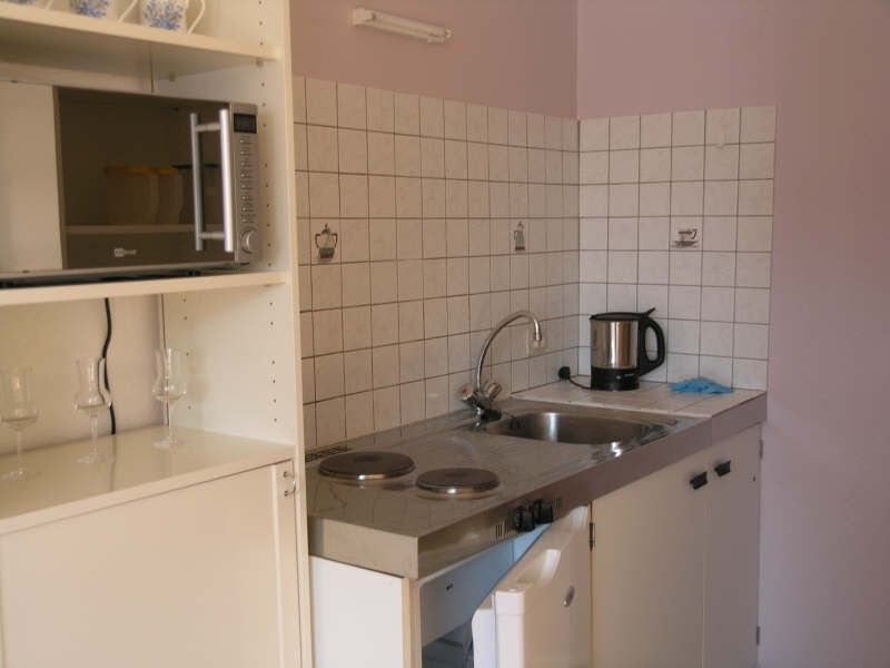Rental apartment Saverne 420€ CC - Picture 3