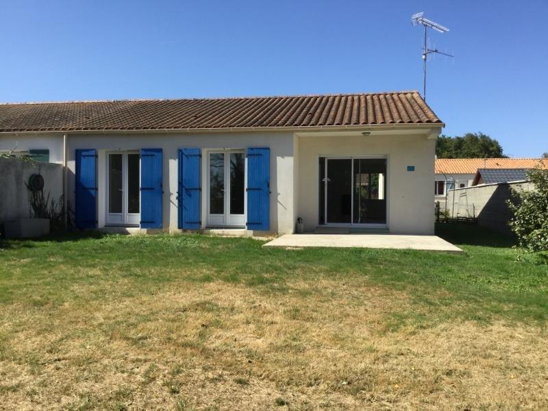 Location maison / villa Dompierre sur yon 585€ CC - Photo 1