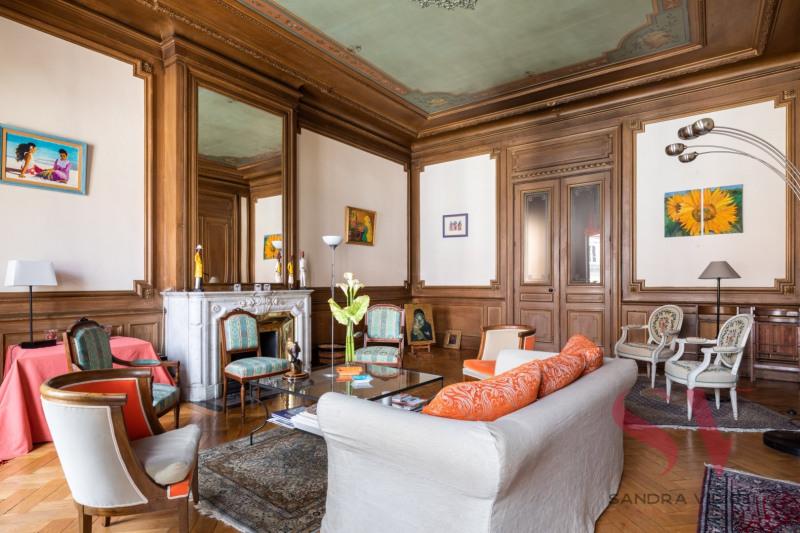 Vente de prestige appartement Lyon 6ème 1550000€ - Photo 3