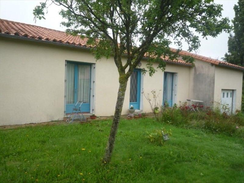Vente maison / villa St georges de noisne 106000€ - Photo 1