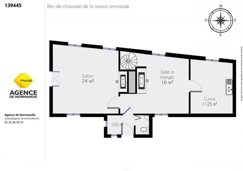 Sale house / villa Montreuil-l'argillé 134000€ - Picture 6
