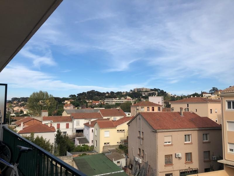 Sale apartment Toulon 190000€ - Picture 1