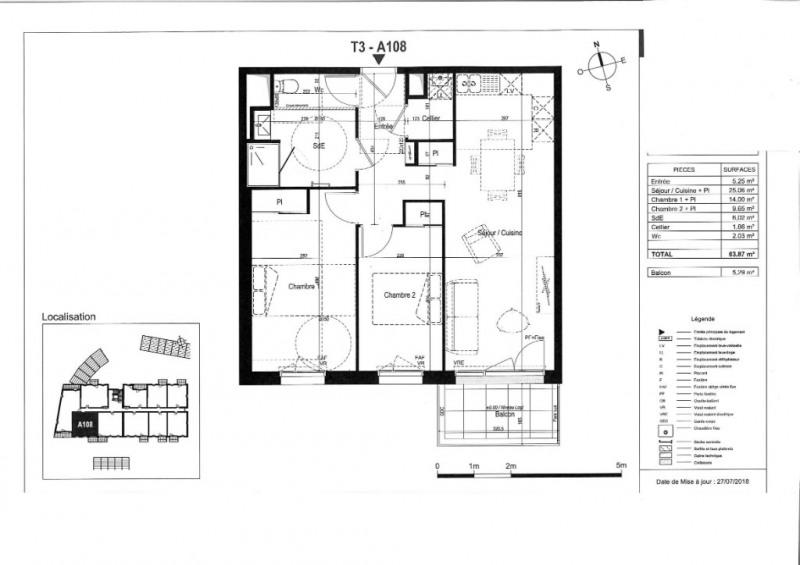 Vente appartement Olonne sur mer 226000€ - Photo 3