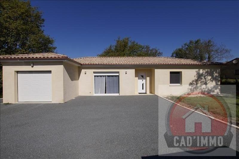 Vente maison / villa Prigonrieux 252000€ - Photo 1