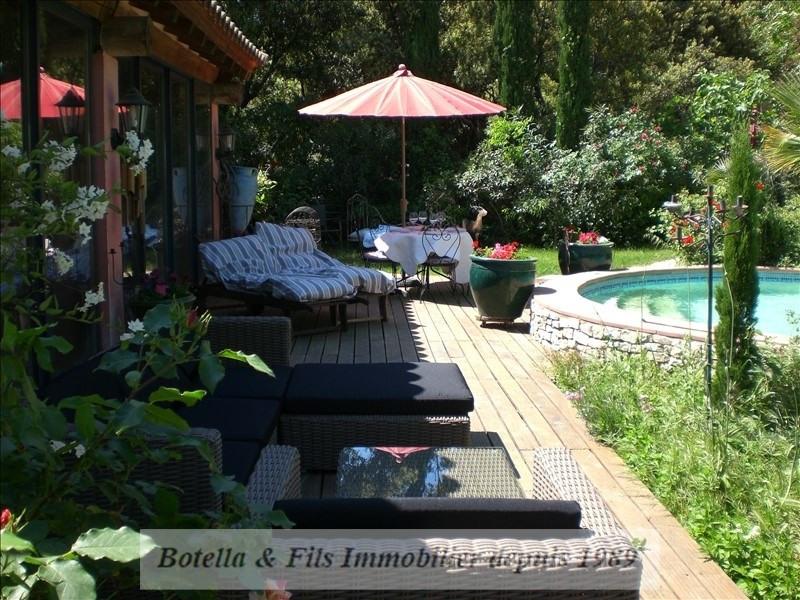 Verkauf von luxusobjekt haus Nimes 798000€ - Fotografie 2