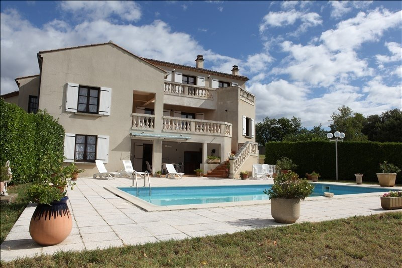 Sale house / villa Rochemaure 545 000€ - Picture 3