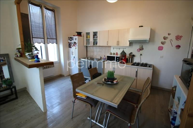 Sale apartment Grans 149 000€ - Picture 2