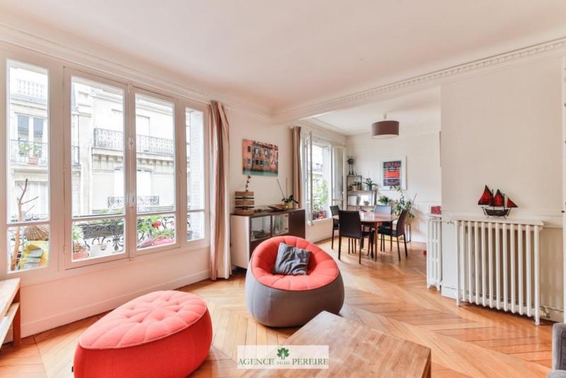 Vente appartement Paris 17ème 925000€ - Photo 2