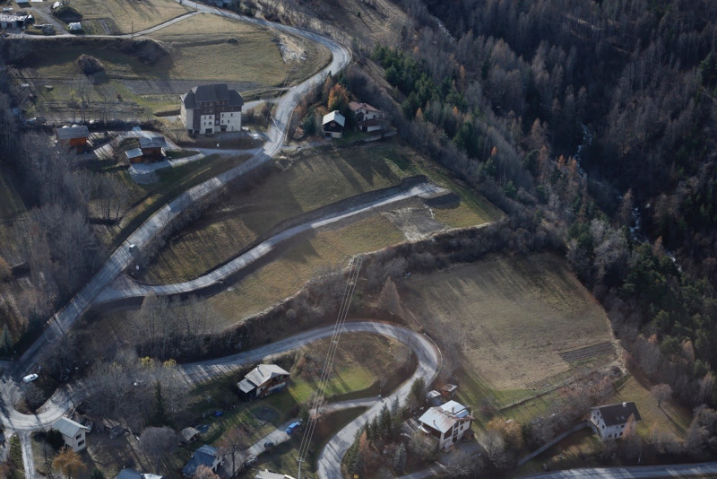 Vente terrain Enchastrayes 115000€ - Photo 2