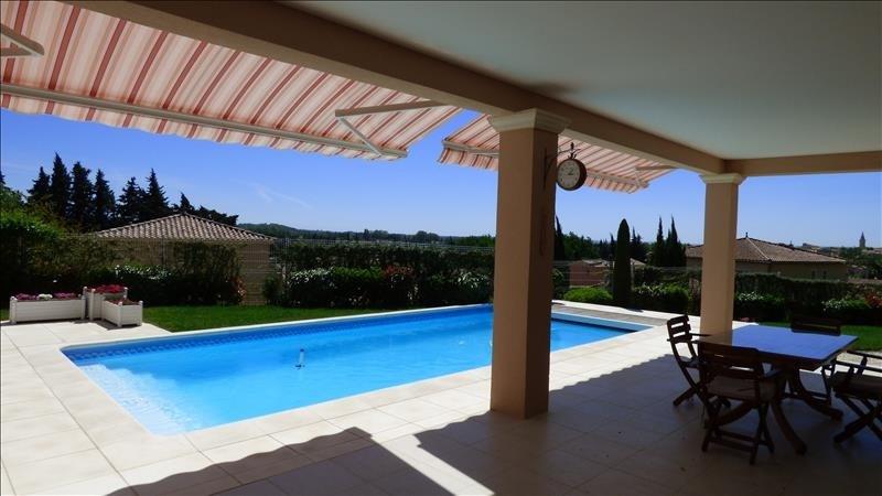 Verkoop van prestige  huis Aubignan 575000€ - Foto 2