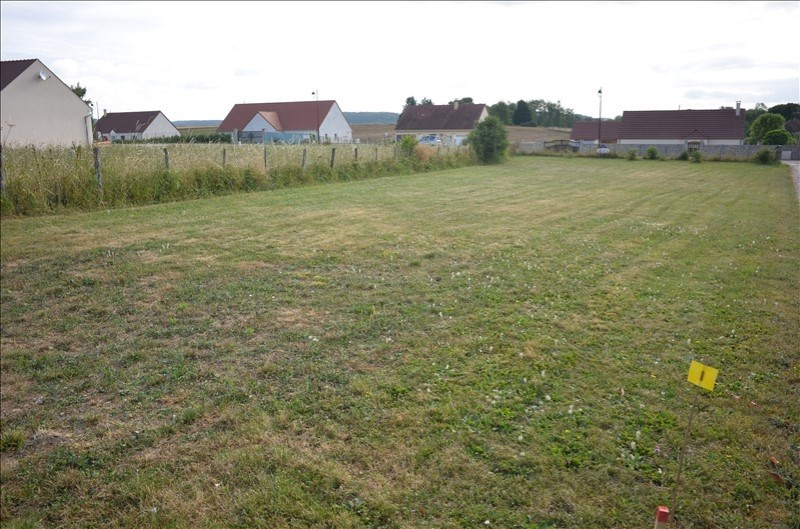 Vente terrain Bazarnes 29 900€ - Photo 1