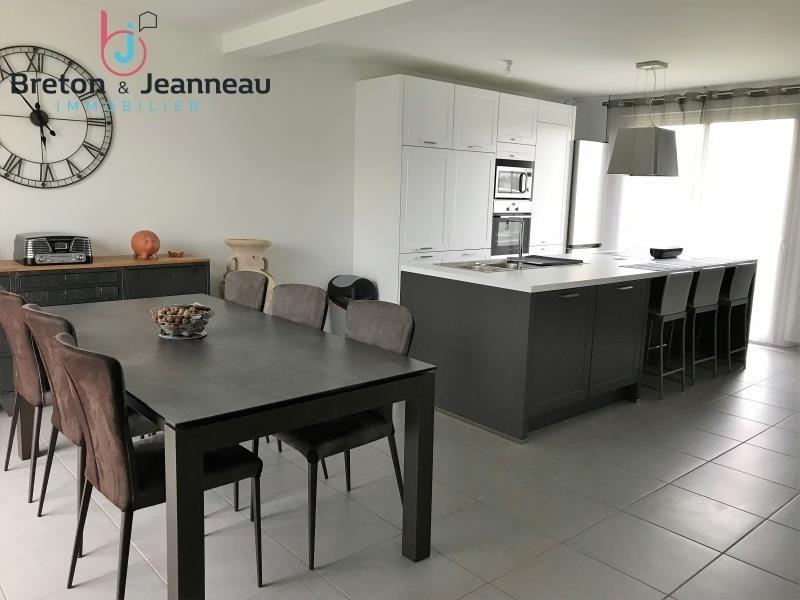 Vente maison / villa L huisserie 260000€ - Photo 2