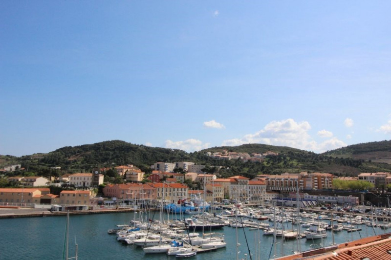 Appartement type studio vue sur le Port - Port-Vendres