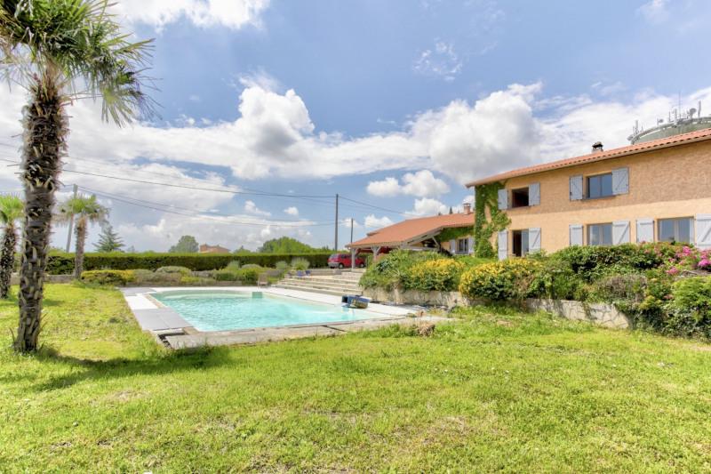 Vente maison / villa Taluyers 725000€ - Photo 15