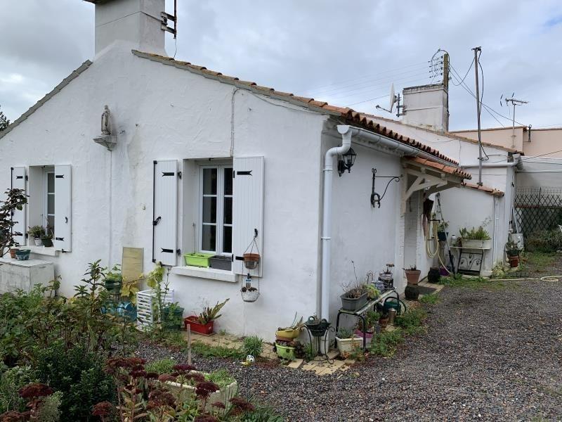 Vente maison / villa St vincent sur jard 124800€ - Photo 2