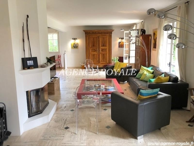 Sale house / villa Chambourcy 955000€ - Picture 4