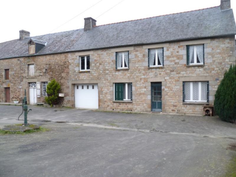 Vente maison / villa Bazouges la perouse 139100€ - Photo 1
