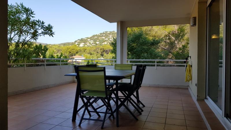 Location vacances appartement Cavalaire sur mer 650€ - Photo 19