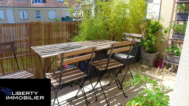 Vente appartement Trappes 187 000€ - Photo 1