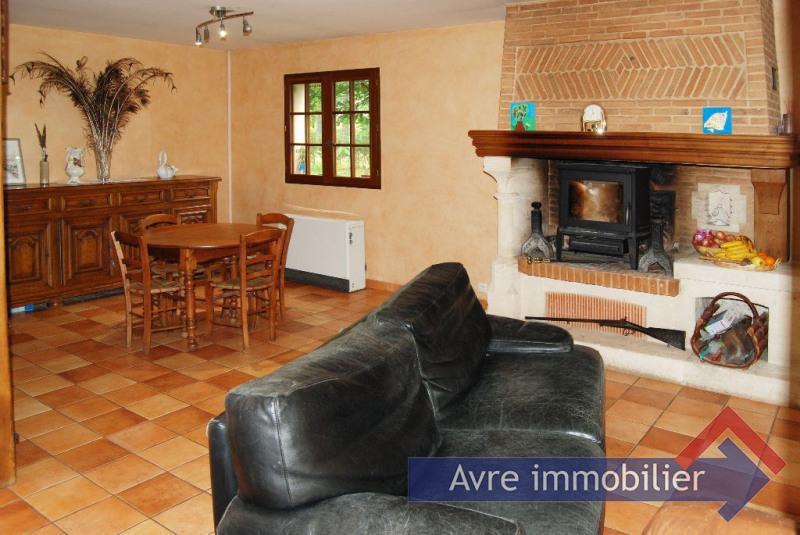Vente maison / villa Verneuil d'avre et d'iton 239500€ - Photo 2