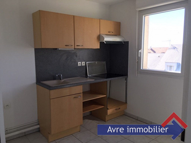 Vente appartement Verneuil d'avre et d'iton 92 000€ - Photo 2