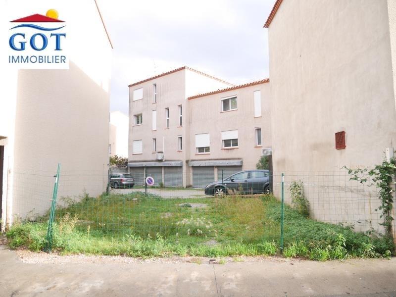 Sale site Perpignan 69500€ - Picture 1