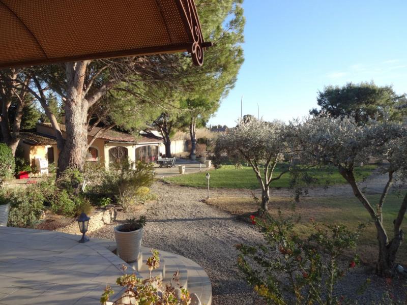 Deluxe sale house / villa Sorgues 682500€ - Picture 1