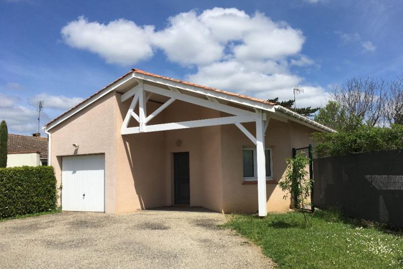 Sale house / villa Le passage 197000€ - Picture 1