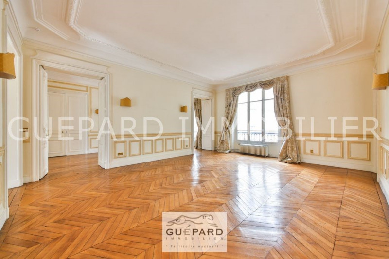 Deluxe sale apartment Paris 8ème 3 350 000€ - Picture 3