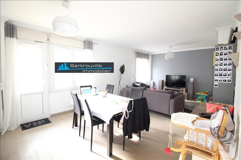 Vente appartement Sartrouville 252000€ - Photo 5
